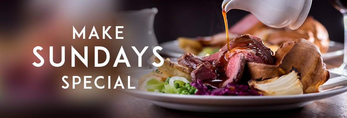 Special Sundays at The King Harry