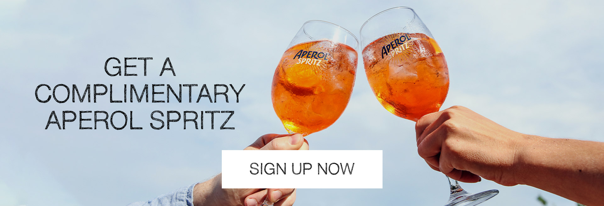 Sign up to the newsletter at The King Harry